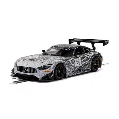 Scalextric C4162  Mercedes AMG GT3 - Monza 2019 - RAM Racing Slot Car 1:32 Scale
