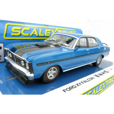 Scalextric C4171 Ford XY Falcon GTHO Phase Phase III Electric Blue 1:32 Scale