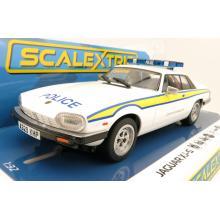 Scalextric C4224 Jaguar XJS - Police Edition RHD Slot Car 1:32 Scale