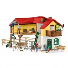Schleich 42407 - Large Farm House - Farm World