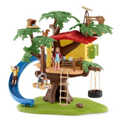 Schleich 42408 - Farm World Adventure Tree House