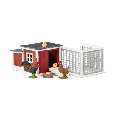 Schleich 42421 - Chicken Coop - Farm World
