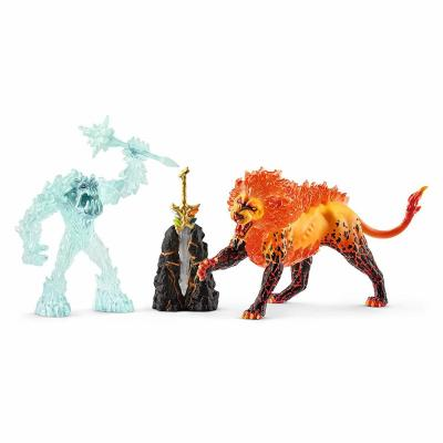 Schleich 42455 - Secret Lava Temple with Super Weapon - Eldrador Creatures