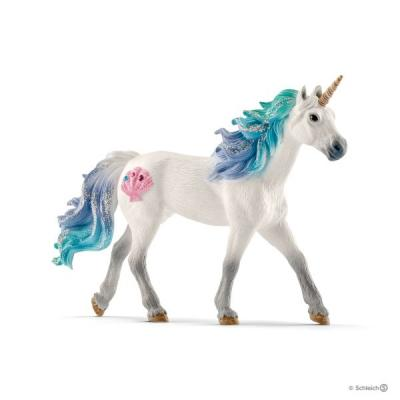 Schleich 70571 - Sea Unicorn Stallion - Bayala - New 2018