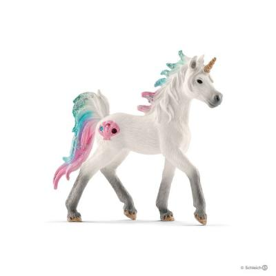 Schleich 70572 - Sea Unicorn Foal - Bayala