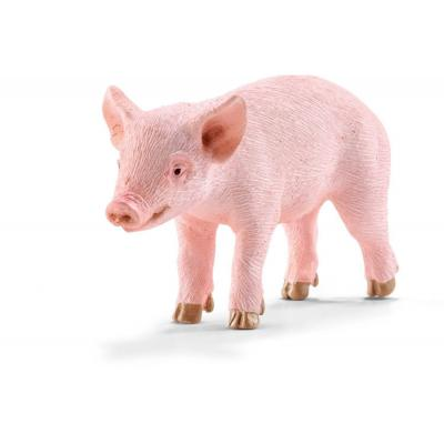 Schleich 13783 - Piglet, standing - New Product Farm Life January 2015