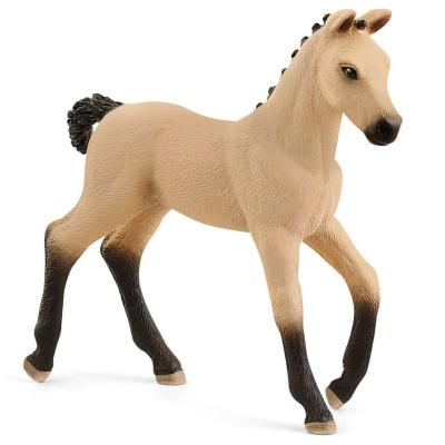 Schleich 13929 - Hanoverian Foal Red Dun New Item 2021
