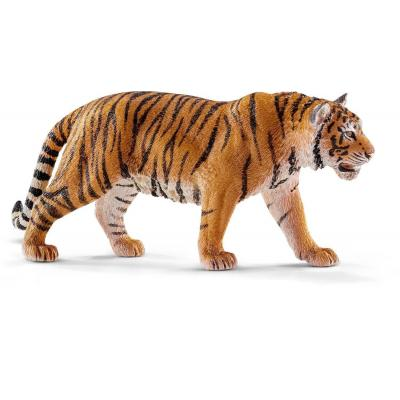 Schleich 14729 - Tiger - New Product Wild Life January 2015