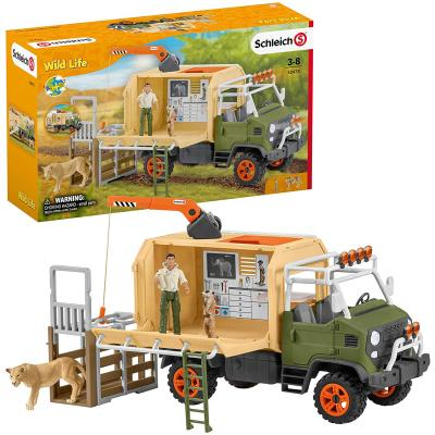 Schleich 42475 - Animal Rescue Large Truck - Wild Life New 2020