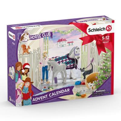 Schleich 98269 - Advent Calendar Horse Club 2020