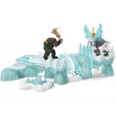Schleich 42497 - Attack on Ice Fortress - Eldrador Creatures - New 2021