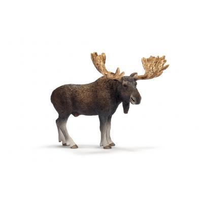 Schleich 14619 - Moose Bull