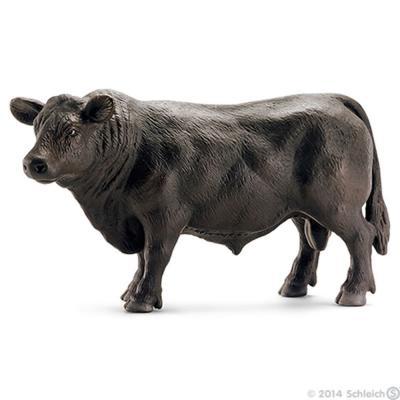 Schleich 13766 - Black Angus Bull