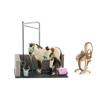 Schleich 42104 - Horse Wash Area - Horse Club
