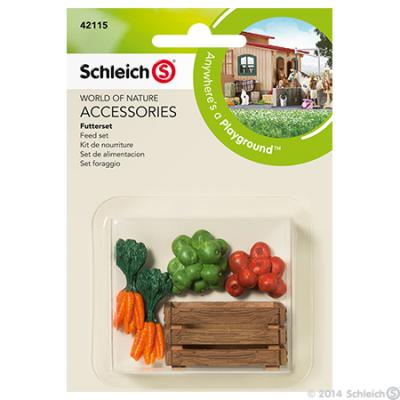 Schleich 42115  - Feed Set