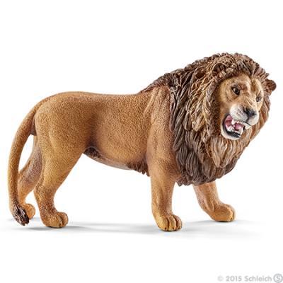 Schleich 14726 -Lion, roaring
