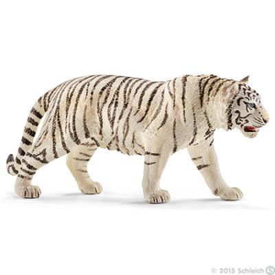 Schleich 14731 - Tiger, White