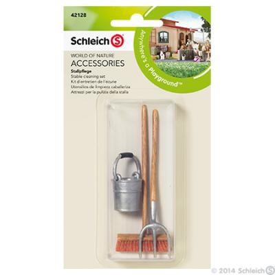 Schleich 42128 - Stable Cleaning Set