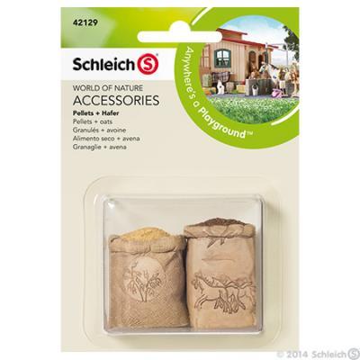 Schleich 42129 - Pellets + Oats