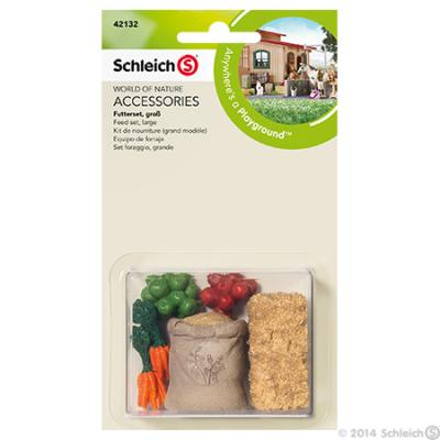 Schleich 42132 - Feed Set Large