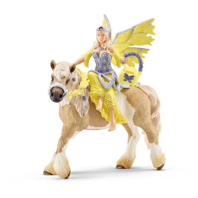 Schleich 70503- Sera in Festive Dress on Horse