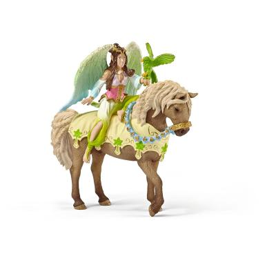 Schleich 70504 - Surah in Festive Dress on Horse