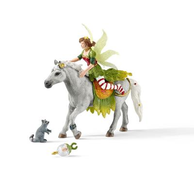 Schleich 70517 - Marween in Festive Dress Riding