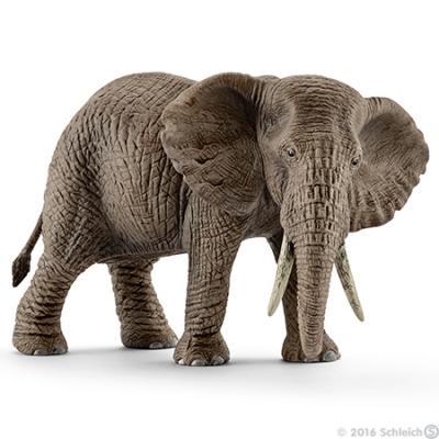 Schleich 14761 African elephant, female
