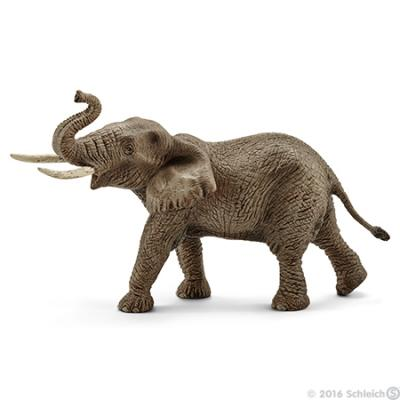 Schleich 14762 African elephant, male