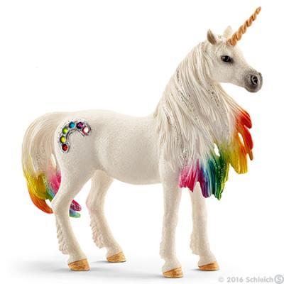 Schleich 70524 Rainbow Unicorn, Mare