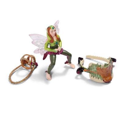 Schleich 42109 - Elf riding set, forest elf