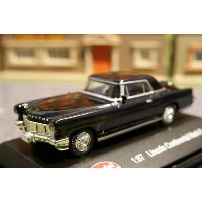 Model Power - Lincoln Continental Mark II  Black- H0 Scale 1:87