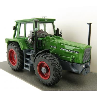 Schuco 452641600 Fendt Favorit 626 LS Turbo Tractor - Scale 1:87