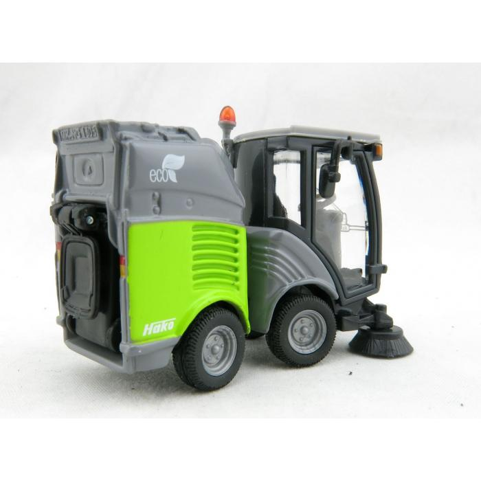 Siku-mini road sweeper