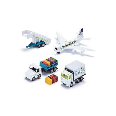 Siku 6312 - Airport Gift Play Set - Scale 1:50