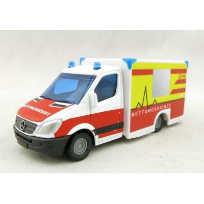 Siku 1536 - Mercedes-Benz Sprinter Ambulance - New release 2020