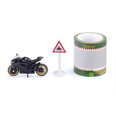 Siku 1601 - Ducati Panigale 1299 with Road Tape - New Item 2020