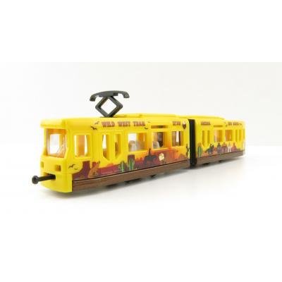 Siku 1615 - Tram Wild West - Scale 1:120