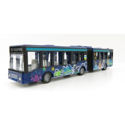 Siku 1617 - MAN Park & Ride Bendy Bus - Aquapark New 2020