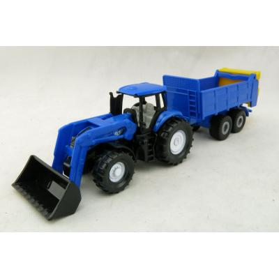 Siku 1630 - New Holland with Front Loader and Trailer AU Version - New release 2020