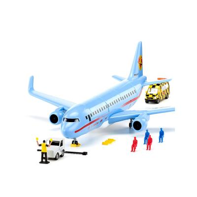 Siku 5402 -  Commercial aircraft with accessories - Siku World