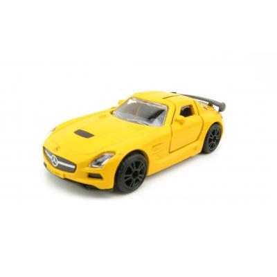 Siku 1542 - Mercedes-Benz SLS AMG Black Series Sports Car - New Item 2021