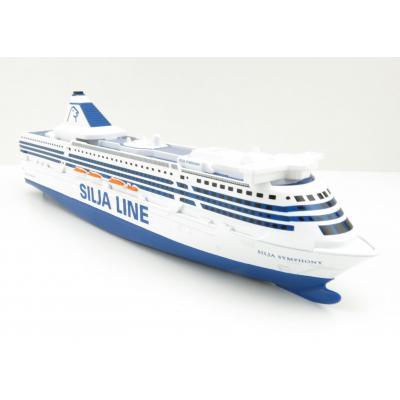 Siku 1729 -  Silja Symphony Tallink Cruise Ferry Ship 1:1000  - New item 2021