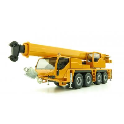 Siku 2110 - Mobile Crane Truck Liebherr LTM 1060 2 Orange Version - Scale 1:55
