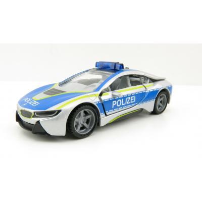 Siku 2303 BMW i8 Police Car - New item 2021 - 1:50 Scale
