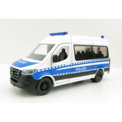 Siku 2305 - Mercedes-Benz Sprinter Team Van German Federal Police  - Scale 1:50 - New 2021
