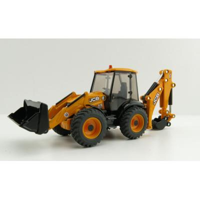 Siku 3558 - JCB 4CX Backhoe loader - Scale 1:50