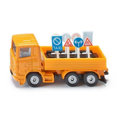 Siku 1322 - Scania Road Maintenance Truck