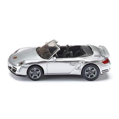 Siku 1337 - Porsche Turbo Cabrio