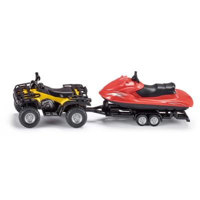 Siku 2314 - Quad with trailer and Jetski - Scale 1:50